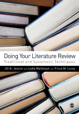 Doing Your Literature Review -