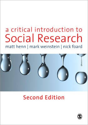 A Critical Introduction to Social Research -