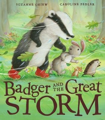 Badger and the Great Storm -