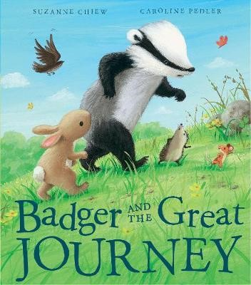 Badger and the Great Journey - pr_113028