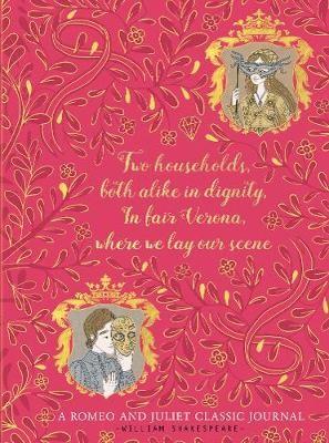 Romeo and Juliet: A Classic Journal - pr_111789