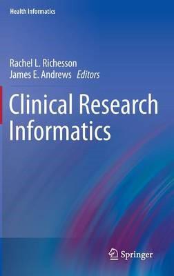 Clinical Research Informatics - pr_34386