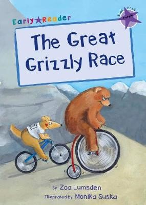The Great Grizzly Race (Early Reader) - pr_208974