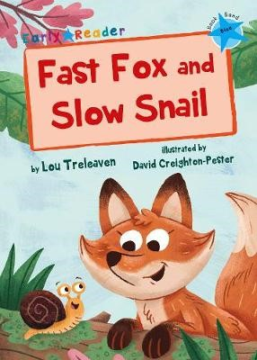 Fast Fox and Slow Snail (Early Reader) - pr_208972