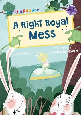 A Right Royal Mess (Early Reader) - pr_208980