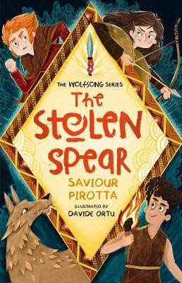 The Stolen Spear -