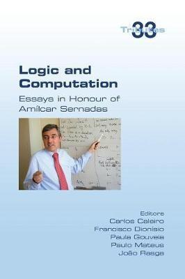 Logic and Computation - pr_32255