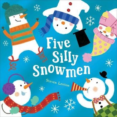 Five Silly Snowmen - pr_22779