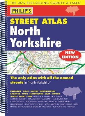 Philip's Street Atlas North Yorkshire - pr_71375