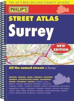 Philip's Street Atlas Surrey - pr_71372
