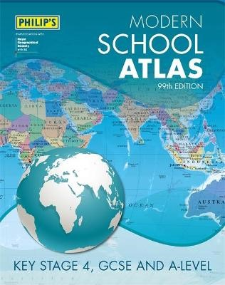 Philip's Modern School Atlas 99th Edition -