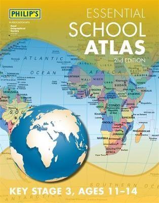 Philip's Essential School Atlas - pr_129398