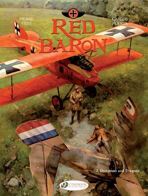 Red Baron Vol. 3: Dungeons and Dragons -