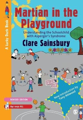 Martian in the Playground -