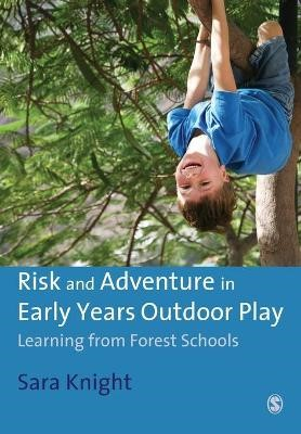 Risk & Adventure in Early Years Outdoor Play -