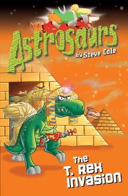 Astrosaurs 21: The T Rex Invasion - pr_362179