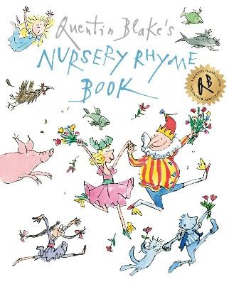 Quentin Blake's Nursery Rhyme Book - pr_176192