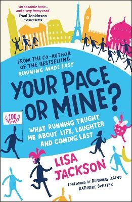 Your Pace or Mine? -