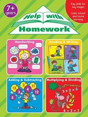 Help with Homework: Handwriting; Reading and Writing; Adding and Subtracting; Multiplying and Dividing - pr_1774711