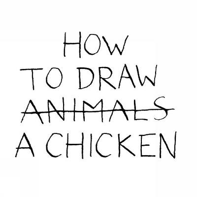 How to Draw a Chicken - pr_374337