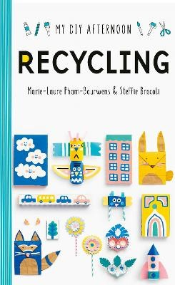 My DIY Afternoon: Recycling -