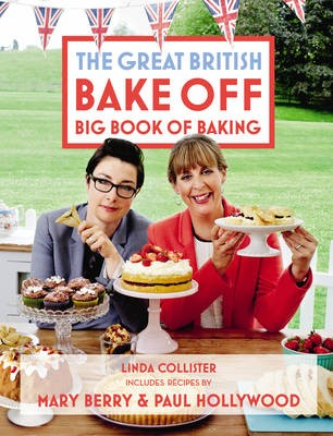 Great British Bake Off: Big Book of Baking - pr_156575