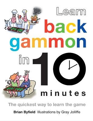 Learn Backgammon in 10 Minutes -