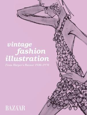 Vintage Fashion Illustration -