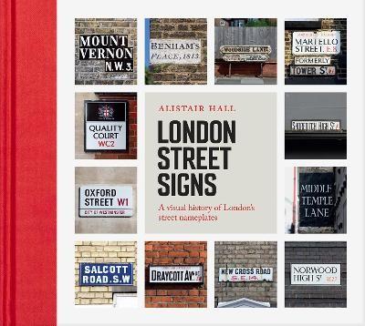 London Street Signs -