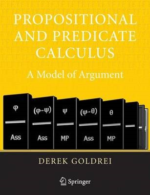 Propositional and Predicate Calculus: A Model of Argument - pr_37902