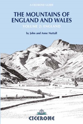 The Mountains of England and Wales: Vol 2 England - pr_222791
