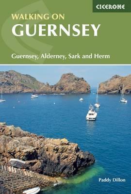 Walking on Guernsey -