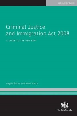 Criminal Justice and Immigration Act 2008 - pr_15314