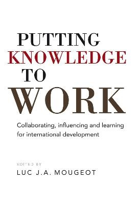 Putting Knowledge to Work -