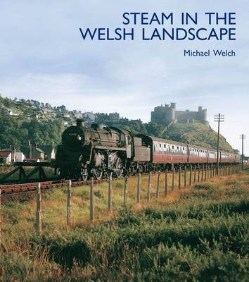 Steam in the Welsh Landscape - pr_202492