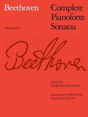 Complete Pianoforte Sonatas, Volume I -