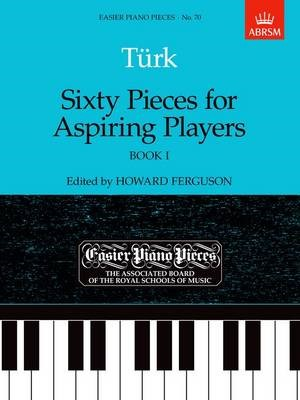 Sixty Pieces for Aspiring Players Book 1 - pr_274088