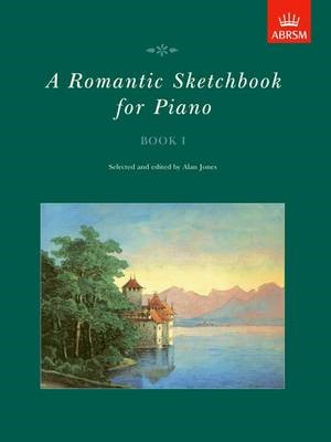 A Romantic Sketchbook for Piano, Book I -