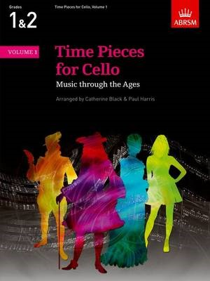 Time Pieces for Cello, Volume 1 -