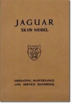 Jaguar XK150 Owner's Handbook - pr_209184