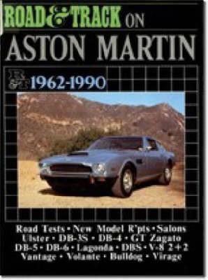 """Road and Track"" on Aston Martin 1962-1990 - pr_209760"