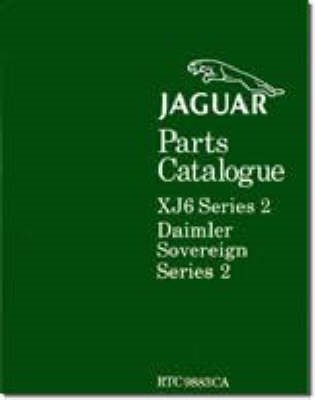 Jaguar XJ6 Series 2 Parts Catalogue - pr_225207