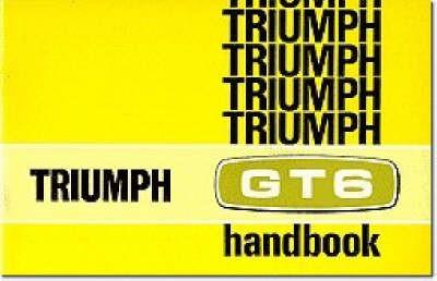 Triumph Owners' Handbook: Gt6 Mk2 & Gt6+ - pr_225401