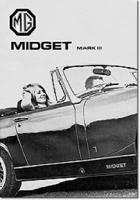 Mg Owners' Handbook: Mg Midget Mk 3 - pr_209209