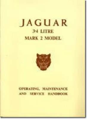 Jaguar 3.4 Mk.2 Handbook - pr_213951