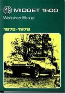 MG Midget 1500cc 1975-1979 - pr_209562