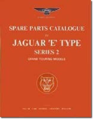 Jaguar E Type Parts Catalogue Series 2 GT - pr_209183
