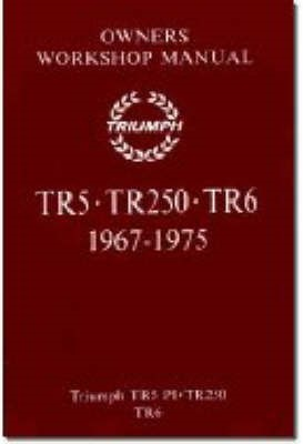 Triumph TR5, 250, TR6 Owners Workshop Manual - pr_418147