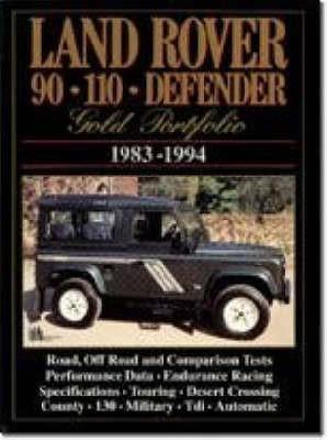 Land Rover 90/110 Defender Gold Portfolio, 1983-94 - pr_209207