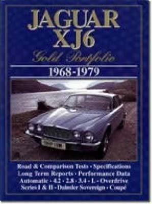 Jaguar XJ6 Gold Portfolio 1968-79 - pr_282459